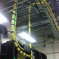 Data room installations